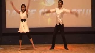 abhi mujh me kahi(agneepath) heart touching contemporary Dance by Kunal & Tanvi (Dance floor studio)