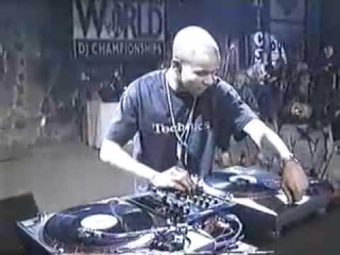 Dj word chmpionship final DJ MOMO