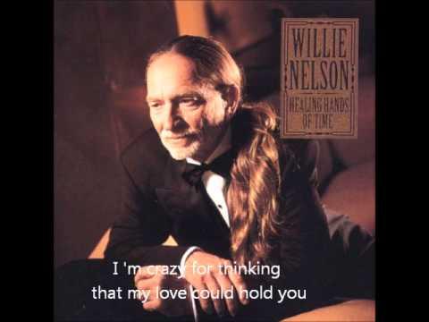 Willie Nelson - Crazy (audio + lyrics)