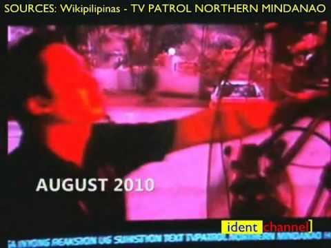 TV PATROL NORTHERN MINDANAO ident