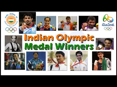 Indian Olympic Medal winners list till now | Rio Olympics 2016