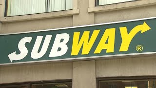 Business Report: Subway scrambles to stop store closures