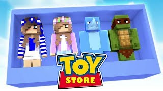ALL THE LITTLE CLUB DOLLS ARE SOLD wLittle Carly and Little Kelly Minecraft ToyStore