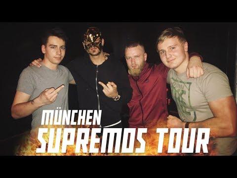 XXL VLOG - 18 Karat & Play69 - Supremos Tour München
