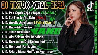Dj Pak Cepak Cepak Jeger Slow Full Bass Tik Tok Viral Remix Terbaru 2021