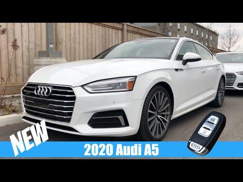 2020 Audi A5 Sportback Prestige 45 TFSI (2.0T) S-Tronic Ibis White   In-Depth Video Walk Around