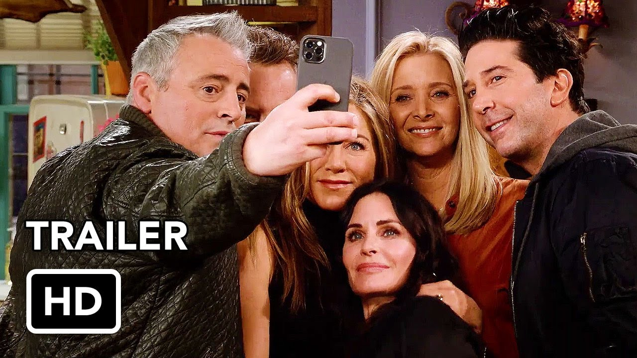 Download Friends: The Reunion Trailer (HD) HBO Max Reunion Special
