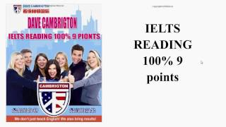 IELTS READING 9% POINTS