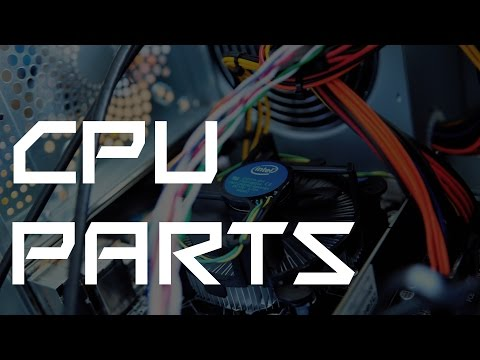 CPU parts tutorial by click media