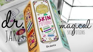 Dr. Jart+ Magical Skin Potions ♥  Unboxing + Review