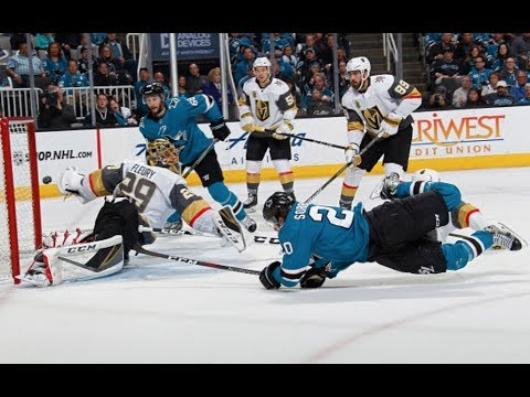 Marcus Sörensen 17/18 NHL Goals | San Jose Sharks