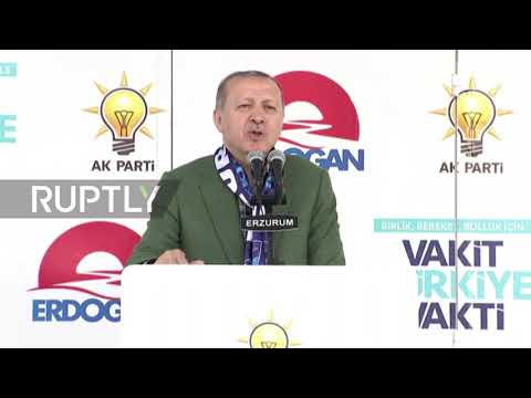 Turkey: Erdogan tells Turks 'change Dollars and Euros to lira'