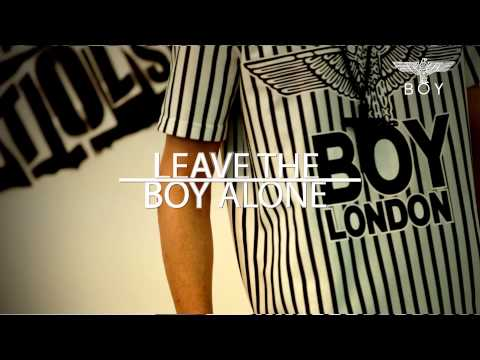 BOYLONDON KOREA airport film