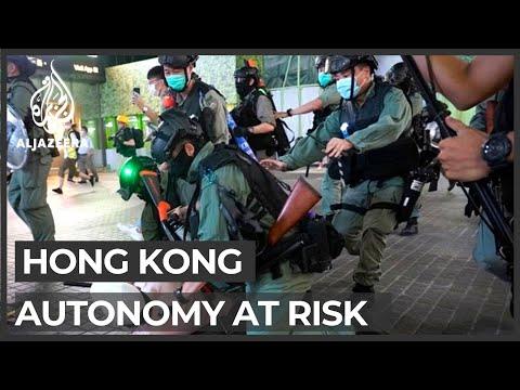 China to set up 'national security agency' in Hong Kong: Media