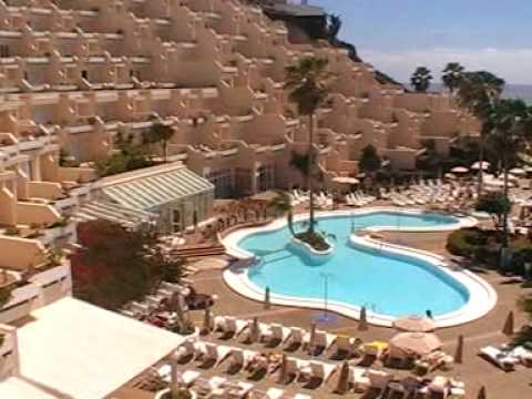 riu calypso jandia playa fuerteventura film video aussen pool von oben hubert fella youtube. Black Bedroom Furniture Sets. Home Design Ideas