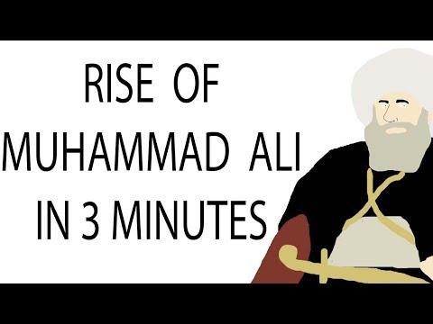 Rise of Muhammad Ali | 3 Minute History