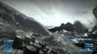 First BF3 TV-guided missile footage by zZAGOR
