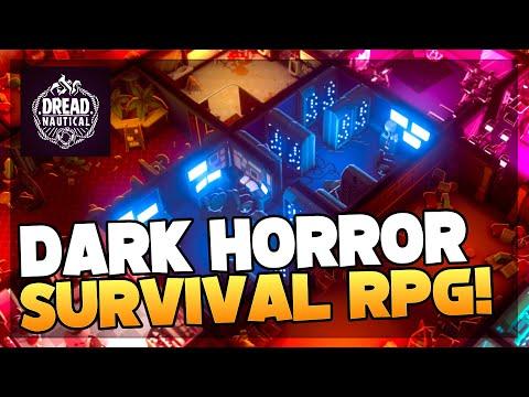 DREAD NAUTICAL | A Horror Tactical Survivor | FIRST GAMEPLAY