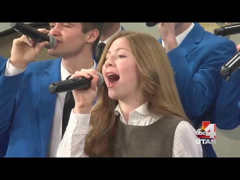 "Lexi Walker & BYU Vocal Point - ""Beauty and the Beast"" a cappella medley"