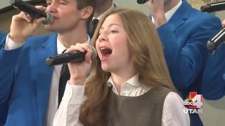 lexi walker byu vocal point beauty and the beast a cappella medley