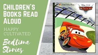 Disney Cars Books for Toddlers | Lightning McQueen | Children's Books Read Aloud | Bedtime Stories