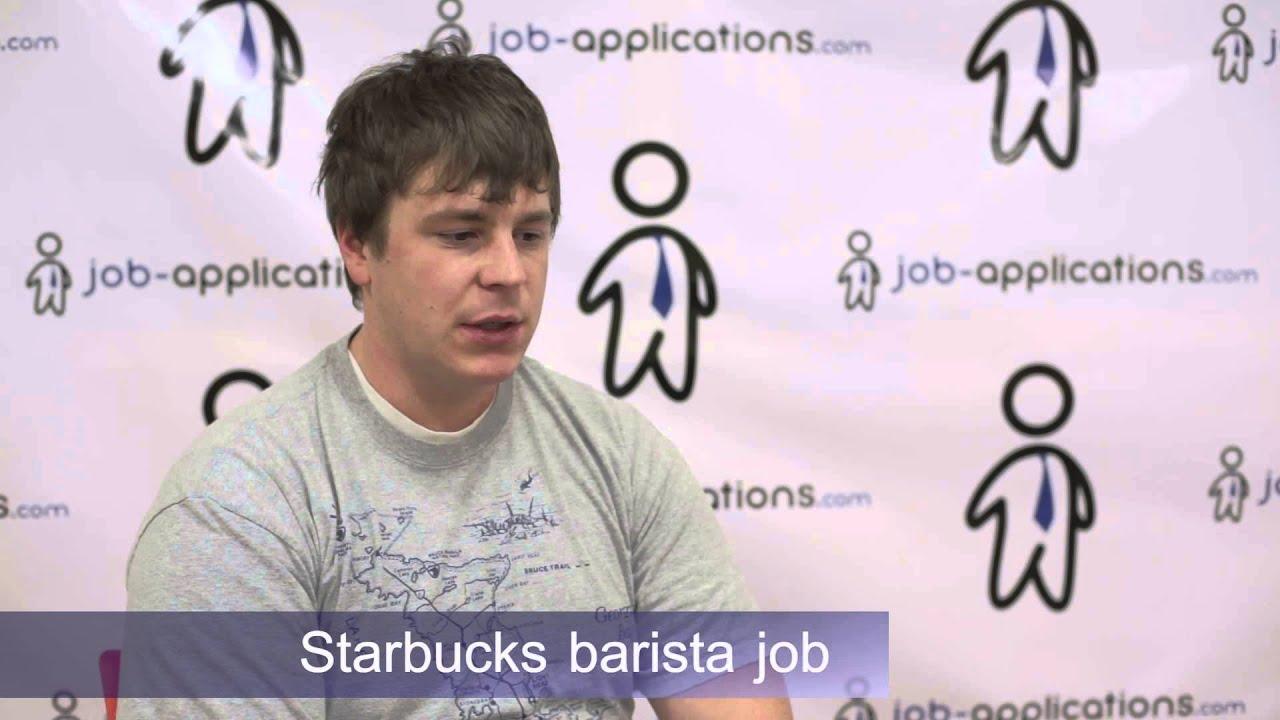 Starbucks Interview   Barista 5