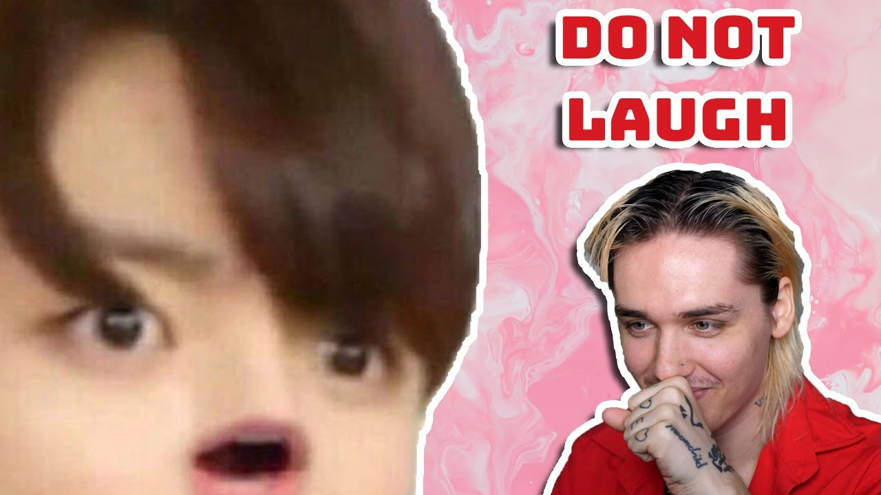 attempting a bts try not to laugh challenge