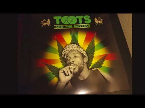 Toots And The Maytals The Golden Tracks full album Vinyl