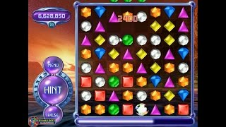 Bejeweled 2 (PC) - Action Mode (Take 3: 25 Levels)[1080p60]