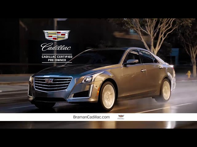 LATIN AMERICAN SPANISH VOICE OVER - TV SPOT -  BRAMAN CADILLAC SPANISH