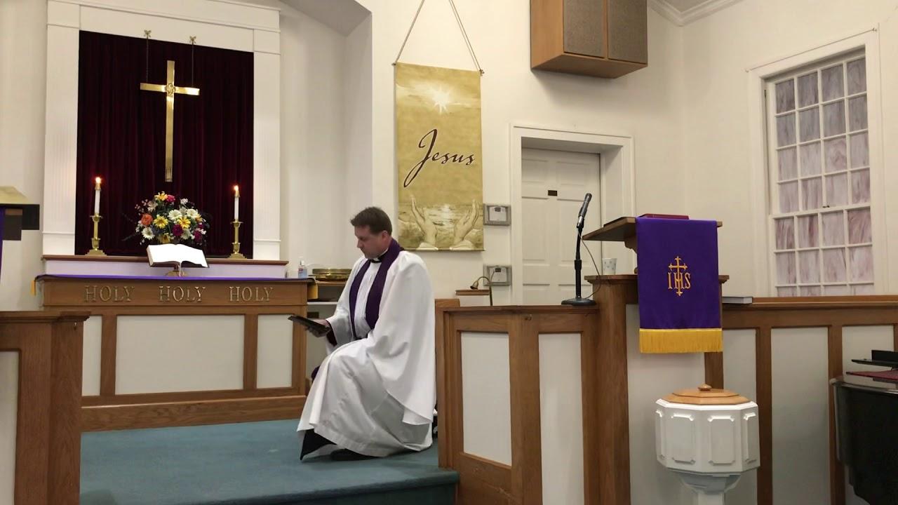 Boger Church Service 1/31/21
