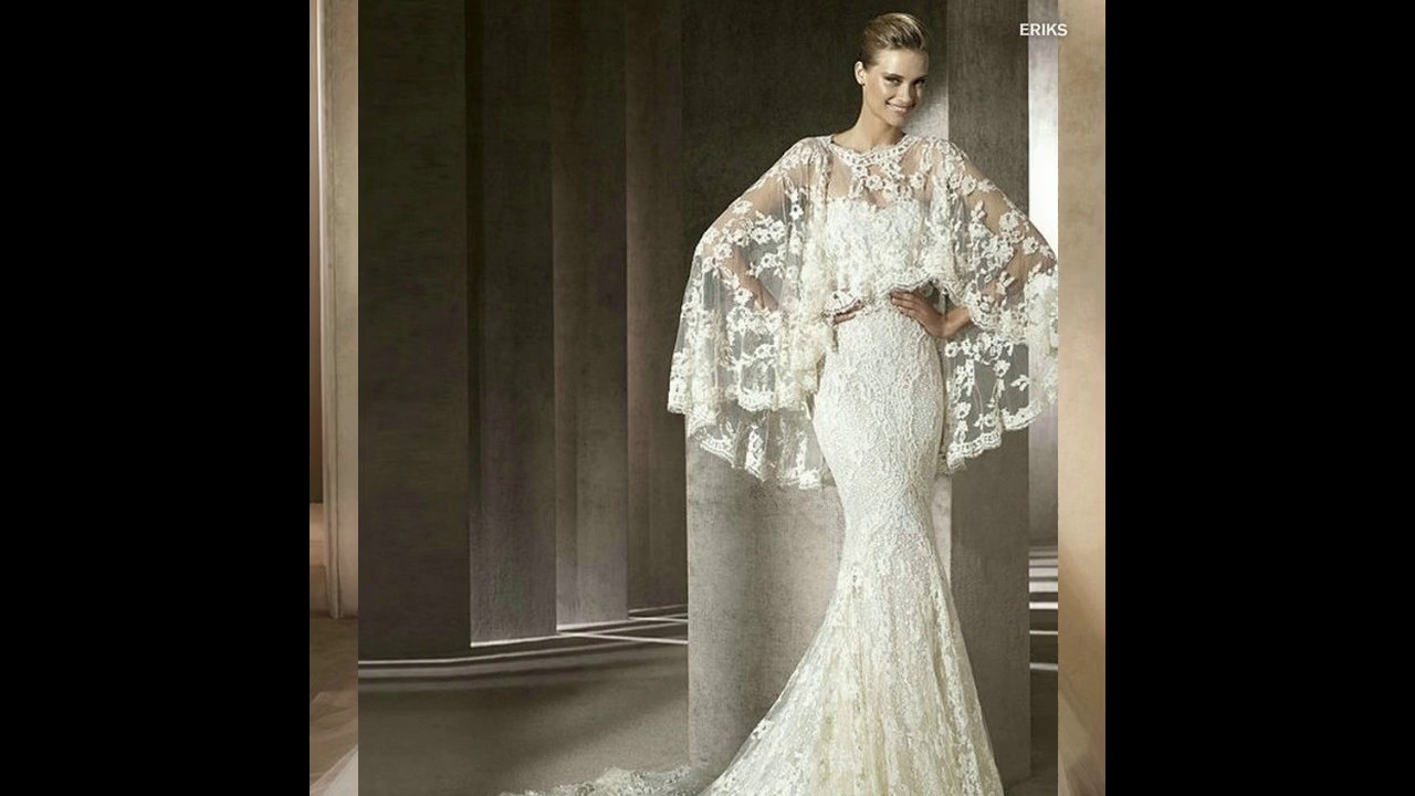 vestidos de novia italianos