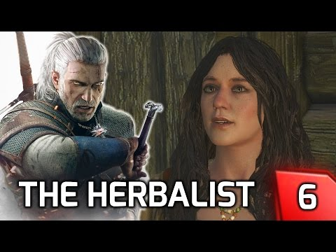 Witcher 3: Tomira, the Herbalist - Gameplay & Story Walkthrough #6 [PC]