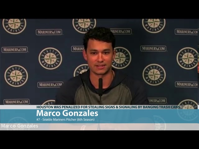 Marco Gonzales on Astros 2020-07-24