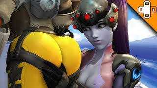 Tracer Booty = BEST Booty? Overwatch Funny & Epic Moments 550
