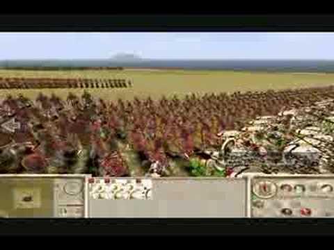 Battle of Marathon (Rome Total War)