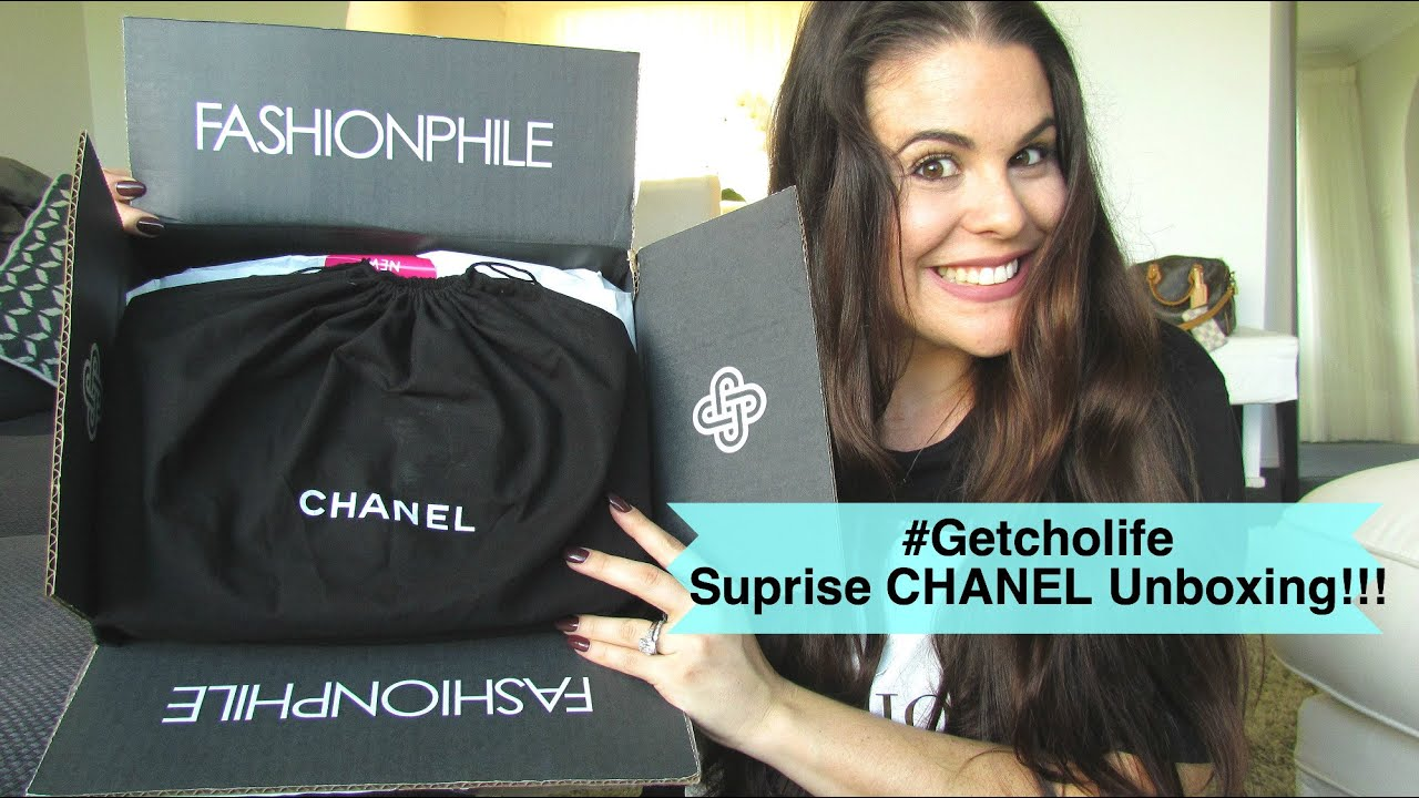 23c81724aa11 CHANEL Jumbo Flap Unboxing!! @FashionPhile - YouTube