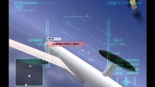 エースコンバット04 RCL縛り Mission04 BLOCKADE 「空中回廊の遮断」