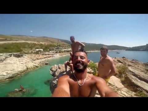 Folie Marine Jal Beach Albania , Adrenalina  100 % Summer holidays 2016
