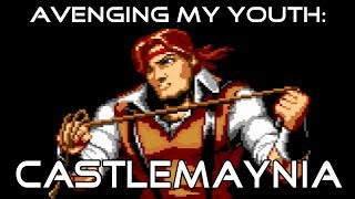 Avenging My Youth: Castlevania 2, 3, & Bloodlines Complete Playthroughs