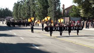 Rubidoux HS - Manhattan Beach - 2011 Riverside King Band Review