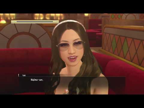 Cabaret Club Battles (Yakuza 0)