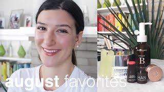 August Favorites | Clean Green Beauty