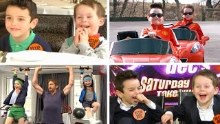 Little Ant & Dec's Best Bits on Saturday Night Takeaway