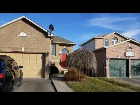 2 Bedroom Unit, lower level, Gore Dr, Barrie