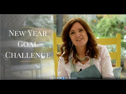 New Year Goal Seting Challenge