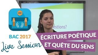 Venez réviser le Français pour le Bac 2017 en live avec un prof ! N...