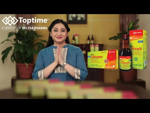 Health Series - Livcare Tablet and Livcare Syrup | Liver | Deltas Pharma | Toptime Network Pvt Ltd