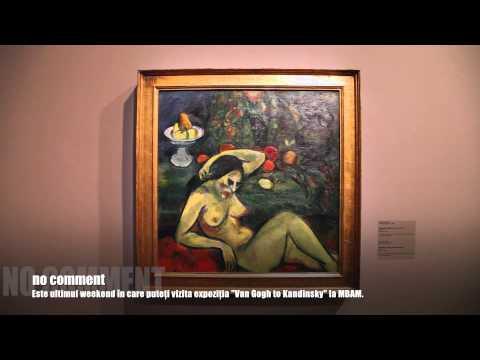 Van Gogh - Kandinsky