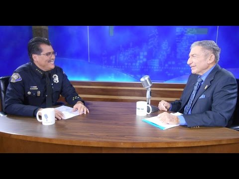Straight Talk TV Show: Long Beach Chief of Police Robert Luna